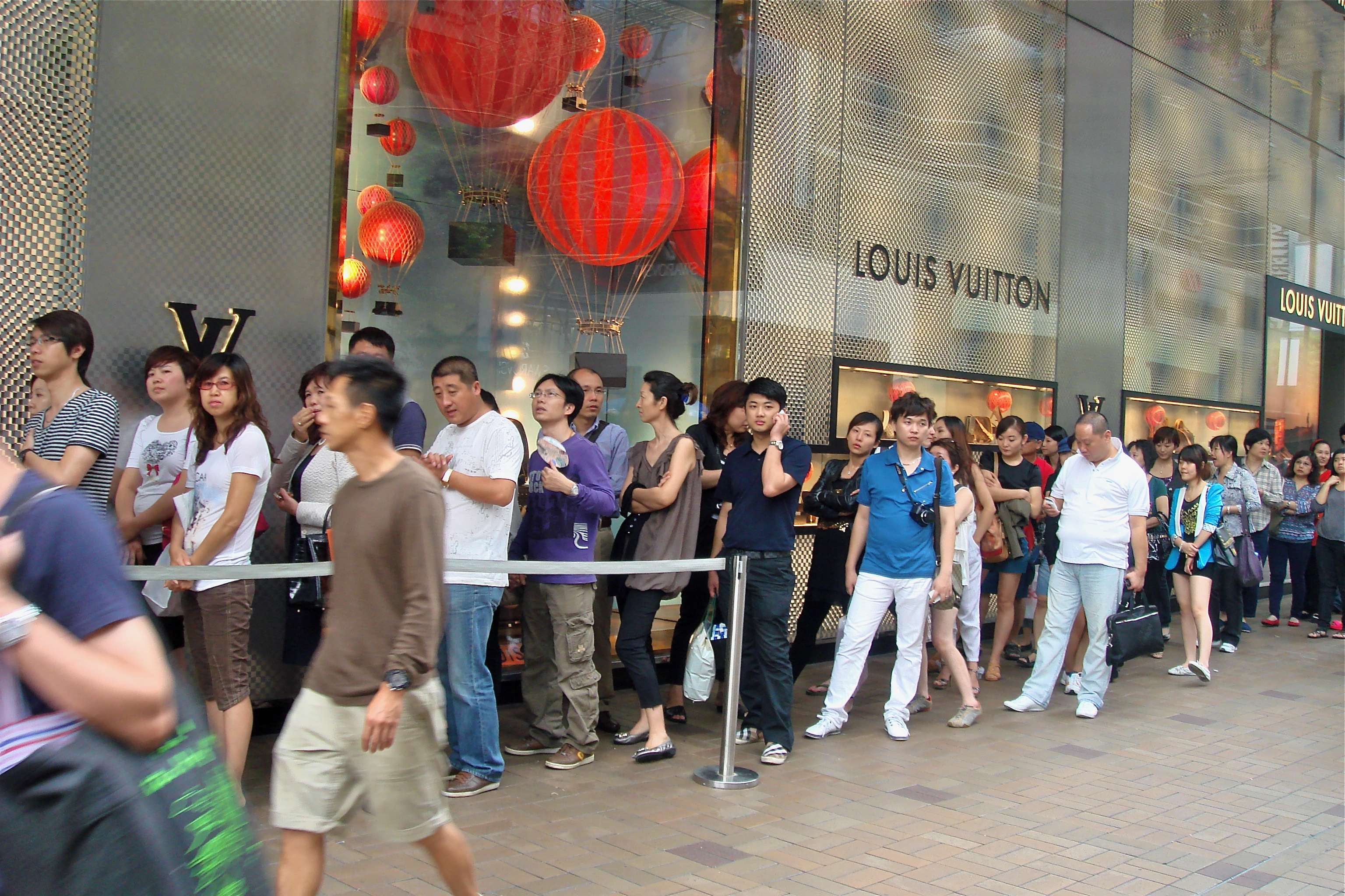 Is The U S Ready For The Chinese Shopper Hong Kong