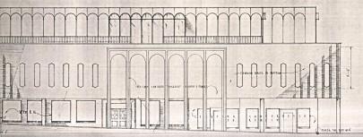 architect Malcolm McCune, dec 1964