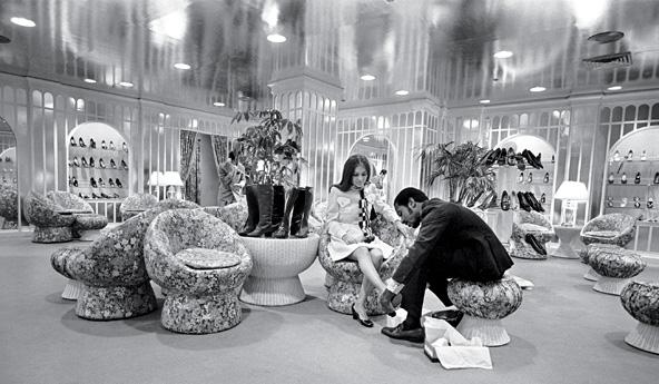 shoe dept 1969