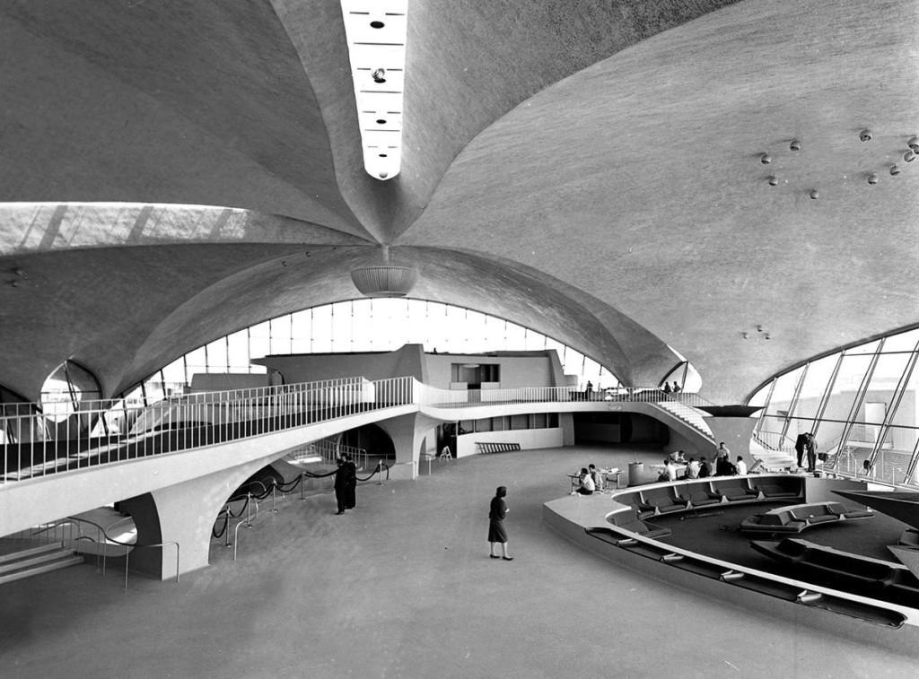 May 29, 1962 TWA terminal courtesy AP