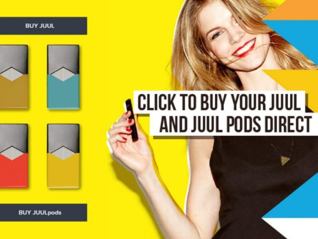 Juul Targets Chronic Smokers Over Teens - Bertrand on Brand